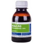 Фармакс масло камфорное 10%, раствор для наружного применения, 100 мл