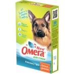 """ОМЕГА NEO (Фармакс) витамины """"Крепкое здоровье"""" для собак, с морскими водорослями, 90 таб., 60 г"""