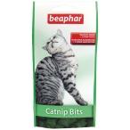 Catnip Bits (Beaphar) подушечки для кошек и котят с кошачьей мятой, 35 г