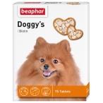 Doggy\'s + Biotine (Beaphar) кормовая добавка для собак, 75 таб.