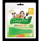 GreenFort NEO (Neoterica) биокапли от эктопаразитов для кошек, кроликов и собак до 10 кг