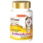 Unitabs (Neoterica) ArthroАctive витаминно-минеральный комплекс для собак, для суставов и хрящей, 100 таб.
