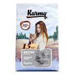 Корм Karmy British Shorthair Adult для кошек породы британская короткошерстная, с индейкой, 1.5 кг
