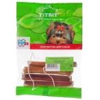 Лакомтсва TiTBiT для собак, корень бычий резаный, 50 г