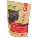 Корм TiTBiT для активных кошек, с цыпленком, 1.5 кг