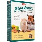 Корм Padovan Grandmix Criceti - Gerbilli для хомяков и мышей, 400 г