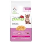 Корм Trainer Natural Kitten Fresh Chicken для котят, свежая курица, 300 г