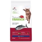 Корм Trainer Natural Cat Adult Tuna для кошек, с тунцом, 1.5 кг