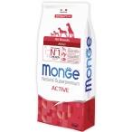Корм Monge Dog Speciality Active для активных собак с курицей, 12 кг