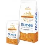 Корм Monge Dog Speciality для собак всех пород утка с рисом и картофелем, 12 кг