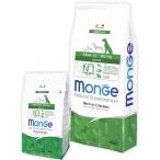 Корм Monge Dog Maxi для взрослых собак крупных пород, 12 кг
