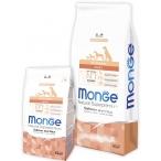 Корм Monge Dog Speciality для собак всех пород лосось с рисом, 12 кг