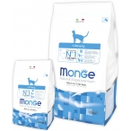 Корм Monge Cat Urinary для кошек профилактика МКБ, 400 г