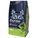Корм Monge Bwild Dog Boar для взрослых собак всех пород с мясом дикого кабана, 7.5 кг