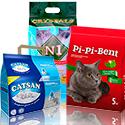 Товары для кошек - Наполнитель для кошек