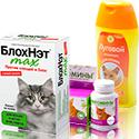 Товары для кошек - Ветеринарная аптека