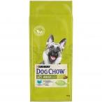 Корм Dog Chow Large Breed Adult для собак крупных пород старше 2 лет с индейкой, 14 кг