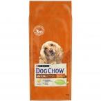 Корм Dog Chow Mature Adult для собак старше 5 лет с курицей, 14 кг