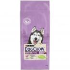 Корм Dog Chow Senior для собак старше 9 лет с ягненком, 14 кг
