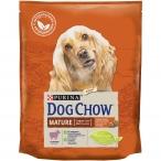 Корм Dog Chow Mature Adult для собак старше 5 лет с ягненком, 800 г