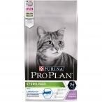 Корм PRO PLAN Sterilised 7+ LONGEVIS (комплекс для сохранения и продления жизни) для стерилизованных кошек старше 7 лет, с индейкой, 1.5 кг