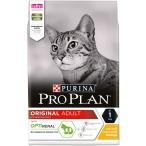 Корм Pro Plan Original для взрослых кошек с курицей, 1.5 кг