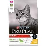 Корм PRO PLAN Original OPTI RENAL (комплекс для поддержания здоровья почек) для взрослых кошек, с курицей, 1.5 кг