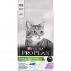 Корм PRO PLAN Sterilised 7+ LONGEVIS (комплекс для сохранения и продления жизни) для стерилизованных кошек старше 7 лет, с индейкой, 10 кг