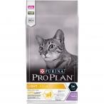 Корм Pro Plan Light для кошек с избыточным весом и склонных к полноте, низкокалорийный, с индейкой, 1.5 кг