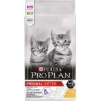 Корм Pro Plan Original Kitten для котят в возрасте от 6 недель до 1 года с курицей, 10 кг