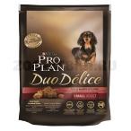 Корм Pro Plan Duo Delice Small and Mini для собак мелких и карликовых пород до 10 кг с лососем, 700 г