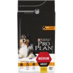 Корм Pro Plan Medium для собак средних пород 10-25 кг с курицей, 1.5 кг