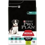 Корм Pro Plan Puppy Medium Sensitive Digestion для щенков средних пород с чувствительным пищеварением с ягненком, 3 кг