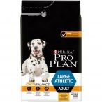 Корм PRO PLAN Large Athletic OPTI BALANCE (комплекс, учитывающий возраст и телосложение) для собак крупных пород атлетического телосложения, с курицей, 3 кг