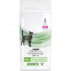 Корм Pro Plan Veterinary diets HA для кошек при аллергических реакциях, 1.3 кг