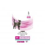 Корм PRO PLAN Veterinary diets UR Urinary для кошек при болезнях нижних отделов мочевыводящих путей, c океанической рыбой, 1.5 кг
