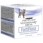 Пробиотик для кошек Purina Pro Plan FortiFlora для микрофлоры кишечника, 30 пакетиков по 1 г