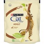 Корм Cat Chow Adult Duck для взрослых кошек с уткой, 400 г