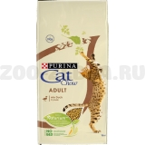 Корм Cat Chow Adult Duck для взрослых кошек с уткой, 15 кг