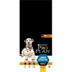 Корм Pro Plan Large Athletic для собак крупных пород от 25 кг с атлетическим телосложением с курицей, 14 кг