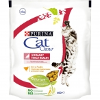 Корм Cat Chow Urinary Tract Health для профилактики МКБ, 400 г