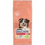 Корм Dog Chow Active Adult для активных собак с курицей, 14 кг