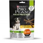 Лакомство PRO PLAN Focus PRO Sticks (палочки) для поддержания развития мозга у щенков, с курицей, 126 г