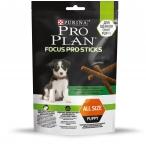 Лакомство PRO PLAN Focus PRO Sticks (палочки) для поддержания развития мозга у щенков, с ягненком, 126 г