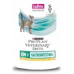 Корм PRO PLAN Veterinary diets EN Gastrointestinal для кошек при расстройствах пищеварения, с курицей, 85 г