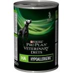 Корм PRO PLAN Veterinary Diets HA Hypoallergenic (консерв.) для собак, при аллергических реакциях, 400 г