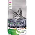 Корм PRO PLAN Sterilised OPTI RENAL (комплекс для поддержания здоровья почек) для стерилизованных кошек, с индейкой, 1.5 кг + 4 вл.корм 85 г в подарок