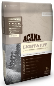 Корм для собак Acana LIGHT & FIT, 11.4 кг