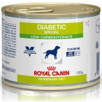 Корм Royal Canin Diabetic special Low Carbohydrate Canine, 0,195 кг