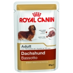Корм Royal Canin Dachshund Adult (паштет), 0,085 кг